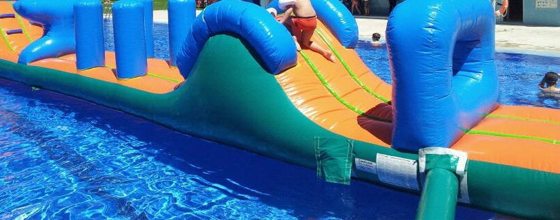 una tarde diferente en la piscina de xinzo saudeter