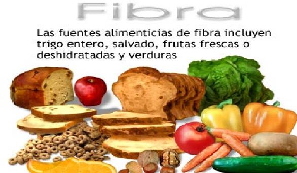 La fibra alimenticia saudeter - Alimentos que tienen fibra ...