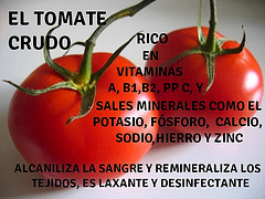 tomate crudo