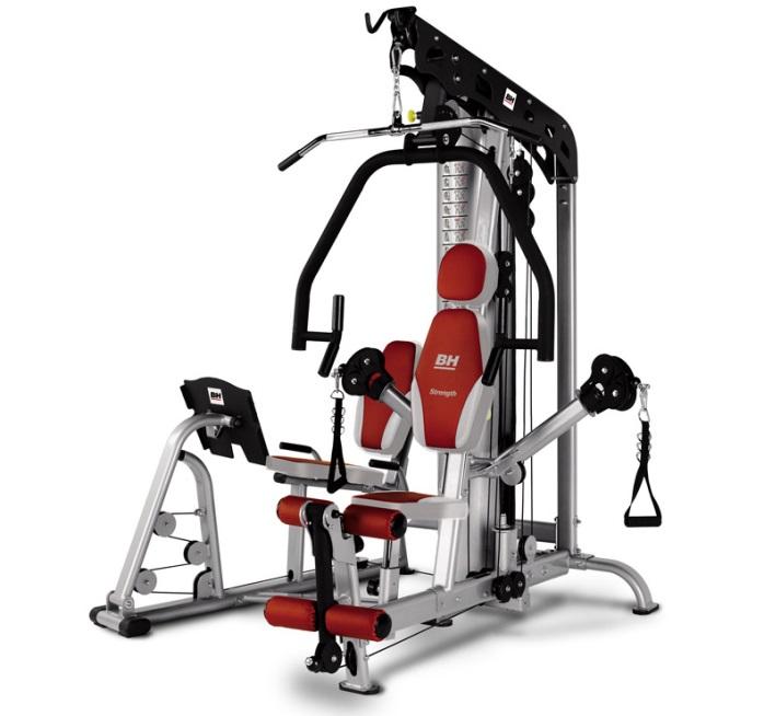 Evoluci n de la m quina de musculaci n de gimnasio saudeter for Maquinas de musculacion