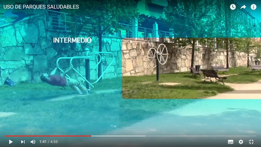 saudeter labes parques saludables javier loureiro circuito intermedio ourense